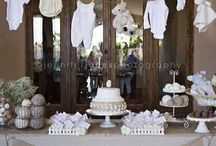 Baby showers + parties / by Brenda Casey