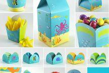 Festa infantil Fundo do Mar / Dicas e inspirações para festa infantil no tema Fundo do Mar (oceano). Ideias como bolos, doces personalizados, cupcakes, decoração e papelaria no tema fundo do mar!