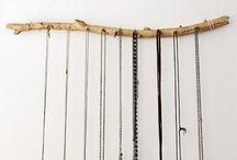 Ideas for Jewellery display