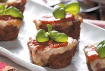 Muffin Tin Foods / Foods made in muffin tins