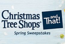 Christmas tree shop!!!