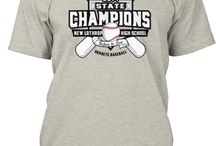 Championship Apparel / Did your team recently win a sports championship game?  We offer commemorative shirts, hoodies, and more.  If you don't see yours here, visit our Facebook page and send us a message.  We'll design one for you!