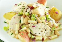 Eat clean- lunch recipes