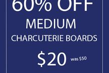 Offers . Deals . Promotions / this board will share all the offers, deals and promotions that is run by charcuterie boards  www.charcuterieboards.com