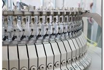 Textile machinery and mechanics