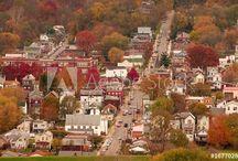 Small town photos