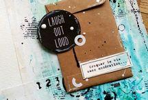scrap junk journal