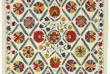 ornaMental! / Texture, colour, ornament, design, fabrics, textiles, joie de vivre.
