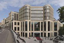 Gerber Quartier Stuttgart St. Louis Kalkstein Prof. Bernd Albers Architekten
