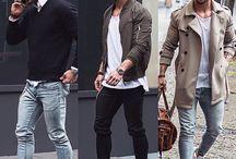 Men clothes - style