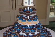 Torta e dolci decorati