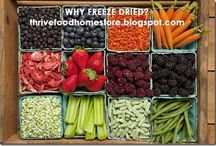 Dried foods