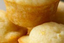 Meyer mini lemon muffins