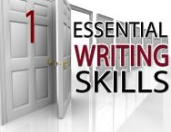 Essential Writing Skills Series Articles by Vicki Hinze