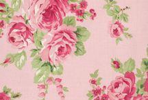 çiçekli duvarlar
