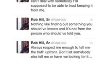 Rob Hill SR. Love these quotes.   / by Christina Nystrom-Kolby