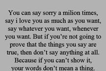 Sayings I like / by Dayna Olivarez
