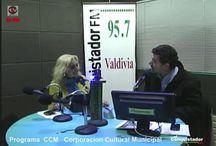 programa de cultura ccm & conquistador Valdivia