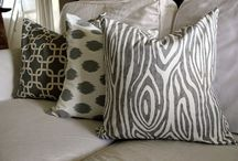 In-home Déco & furniture / DIY cushions, couch cover's, furniture, linen, etc