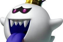 Mario / Karakters uit mario en luigi spellen.