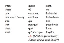Franch..language