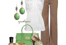 Outfits / by Kayla Hobbs