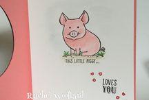 Little girls cards