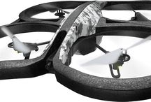 AR.Drone 2.0. Parrot new wi-fi quadricopter -