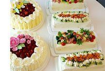 Dorty,dortíčky,rolády,zákusky,mini zákusky a jiné