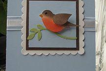 Papercraft - Bird Builder Punch