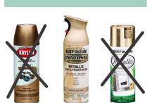 DIY sprays
