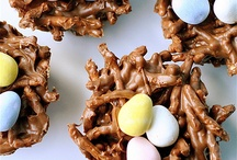 Easter treats and decor / by Trina Marie