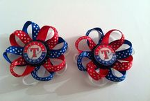 Hair Bows  / by Sherry Cole-Sterling
