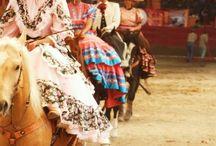 メキシコ国技 チャレリアのドレス Charreria Dresses