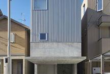 阿倍野の家 House in Abeno