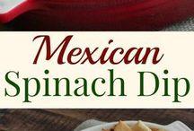 Mexicoi ételek