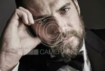 BAFTA Awards Portraits 2015 / Photographer Gavin Bond, is the talented man behind these gorgeous portraits of Henry at the BAFTAs in February,London 2015