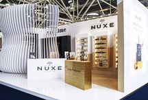 Laboratoire Nuxe Italia / Exhibition Stand