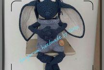 designed by Amigurumi handmade by Ginia