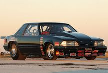 Drag Cars / by Scott Brown