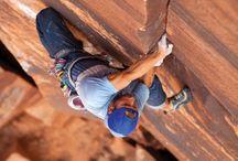 Climbing/bouldering