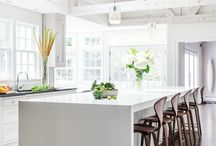 Kitchen inspiration / by Louise Fletcher