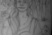 miei disegni <3