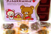 chocolate #rilakkuma