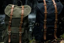 Canvas Backpack / Collection of images of the pioneer Gear canvas backpack