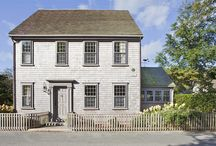 In Town / Historic Renovation to and existing 1820 home