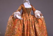 1740s Fashions