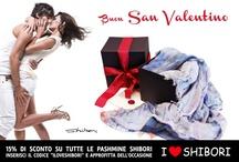 Valentine's day / Save up to 15% off for Valentine day!  code:ILOVESHIBORI