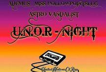 U.N.O.R ft. MISS HOLLOWPOINTSLUG (Sweden)