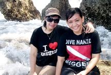 Batu Karas Beach - Pangandaran